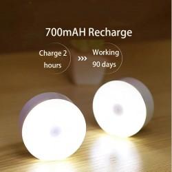 Oświetlenie LED nocne - zestaw.