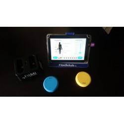 Zestaw FitMi + MusicGlove + Tablet, rehabilitacja po udarze