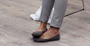 Wspomaganie palców stóp, opadająca stopa rys.2