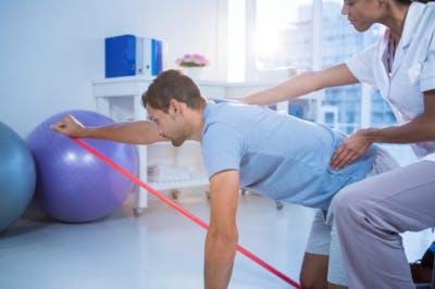 Terapia fizyczna i zajęciowa
