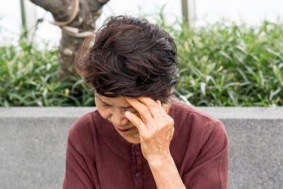 migrena oczna