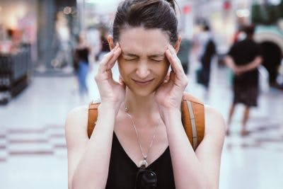 udar podczas napadu migreny